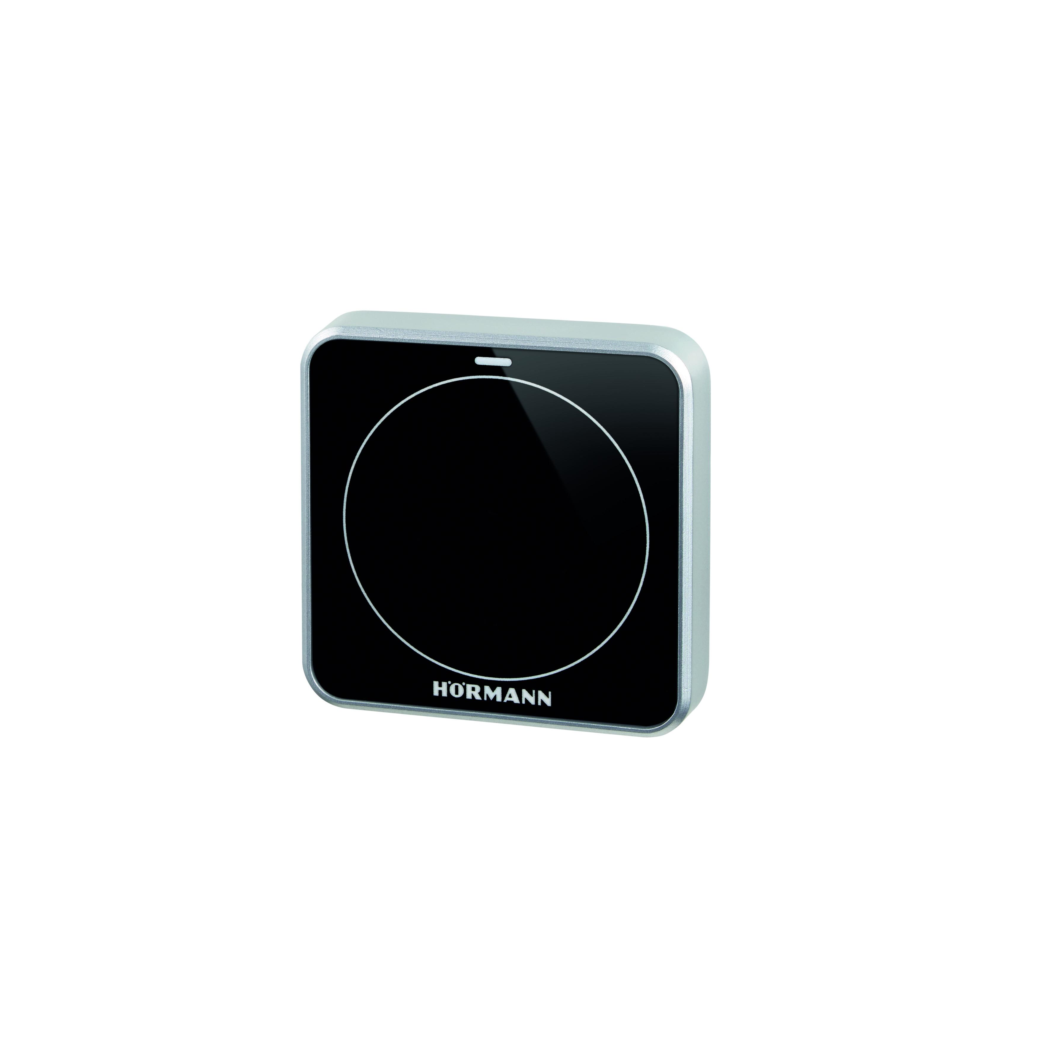 Hörmann Transpondertaster TTR 1000, schwarz