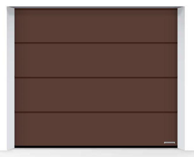 Garagen-Sektionaltor RenoMatic Planar