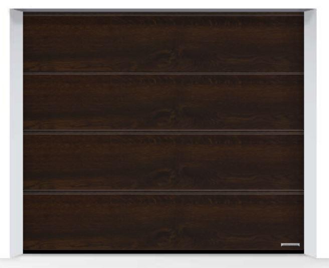 Garagen-Sektionaltor RenoMatic Decocolor